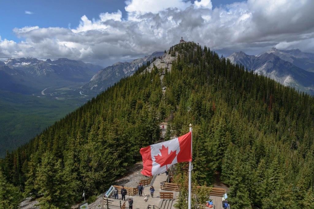 Banff, Canada. Summer 2019.