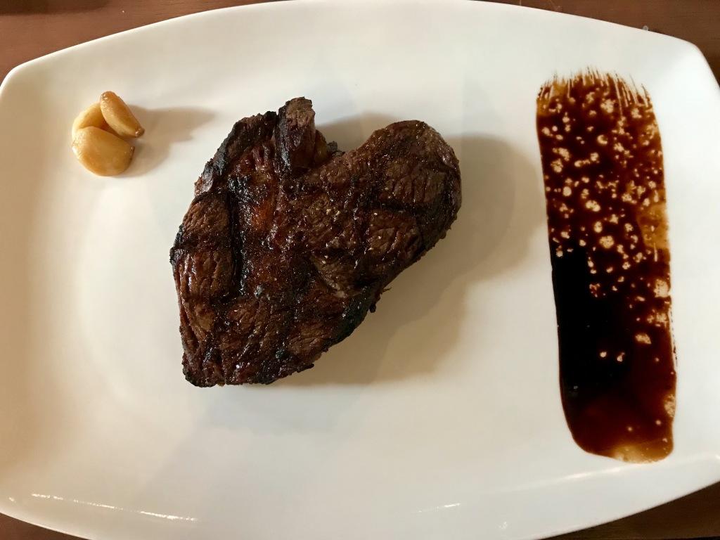 Modern Steak.